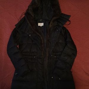 Laundry by Shelli Segal down jacket